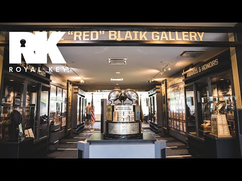 We Toured The ARMY BLACK KNIGHTS' FOOTBALL Facility | Royal Key | Coiski