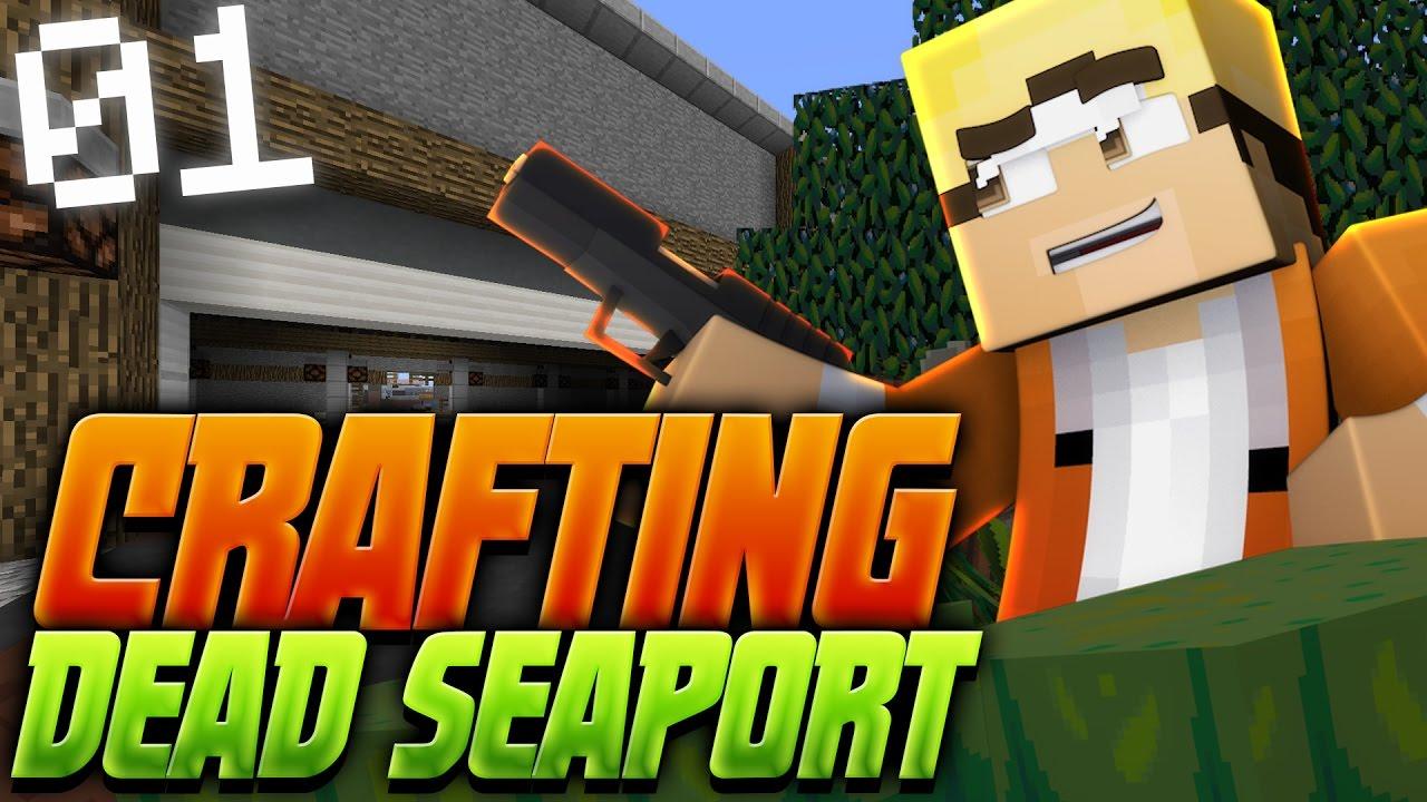 Crafting dead seaport server we returned minecraft for Minecraft crafting dead servers