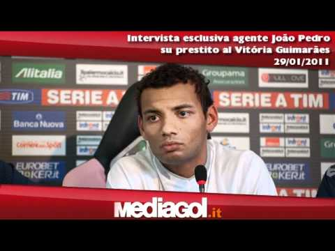 Intervista esclusiva all'agente di João Pedro sul prestito al Vitoria Guimarães - Mediagol.it