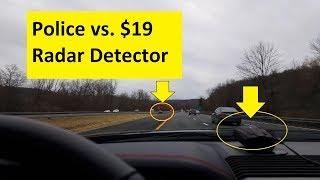 $50,000 Mustang GT, $19 Radar Detector REVIEWED