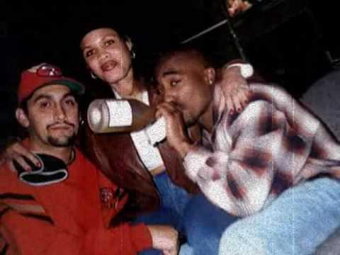 2Pac - Thugz Mansion - (Anthony Hamilton Remix)