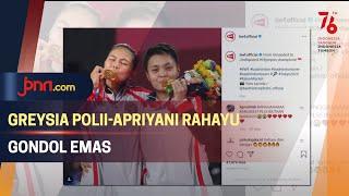 Olimpiade Tokyo: Greysia Polii - Apriyani Rahayu Bawa Pulang Emas