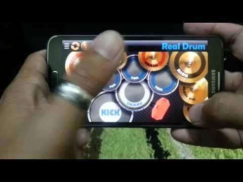 Halik   Real Drum App Cover