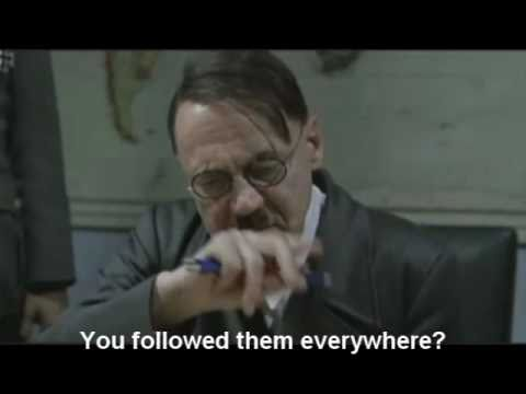Hitler Finds Out Walt is Stealing Cable streaming vf
