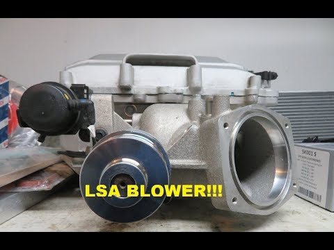 GTO LSA Blower