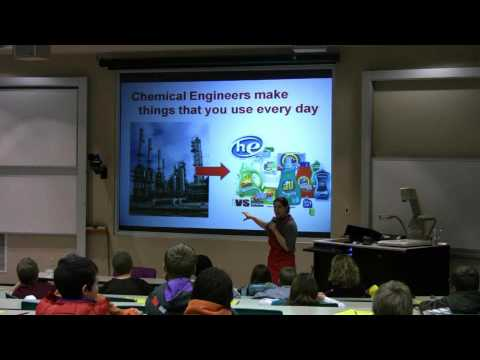 What does chemical engineering deals with