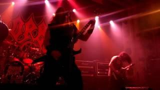 Morbid Angel - Warped (new song) @Metro Chicago 6/3/17.