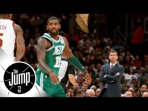 Rachel Nichols: The Cavaliers didn't have to trade Kyrie Irving | The Jump | ESPN