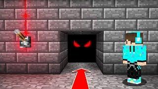 jangan pernah mencoba masuk pintu ini di minecraft