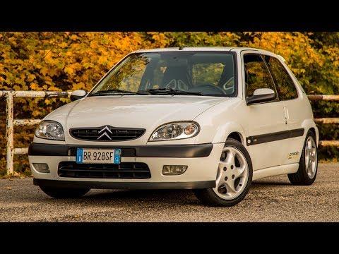 Citroen Saxo VTS 16v - Davide Cironi Drive Experience (ENG.SUBS)
