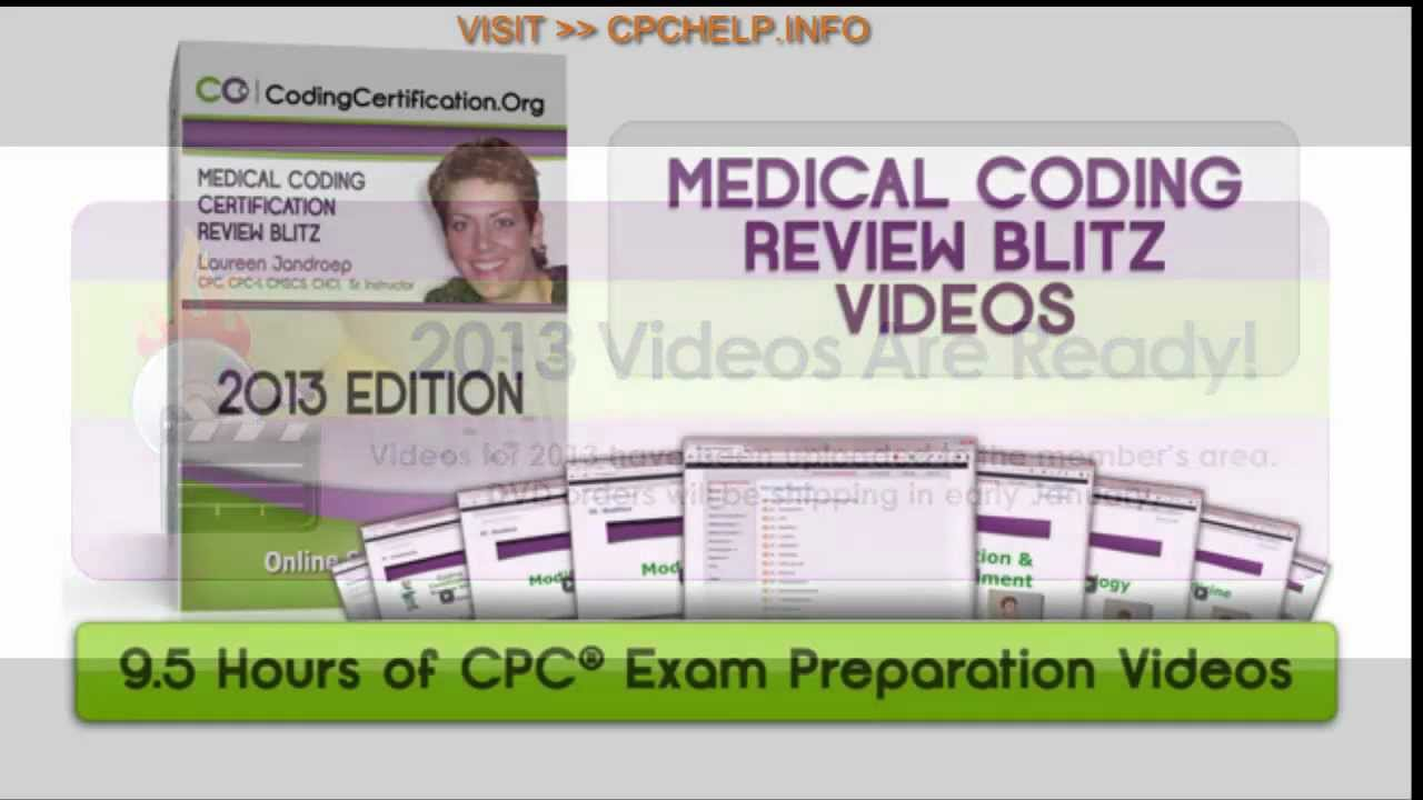2014 Cpc Certification Study Guide By Laureen Jandroep The Official