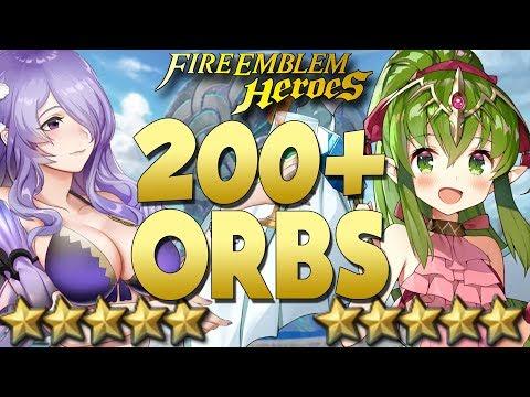 A SKETCHY SUMMER BANNER! Tiki, Camilla, Takumi, & Linde! | Fire Emblem Heroes