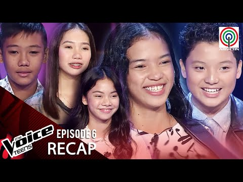 The Voice Teens Philippines 2020 RECAP | Episode 6