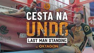Cesta na OKTAGON UNDG: LAST MAN STANDING