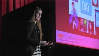 Junk Food Citizenship | Jamie Dublanko | TEDxYouth@Edmonton