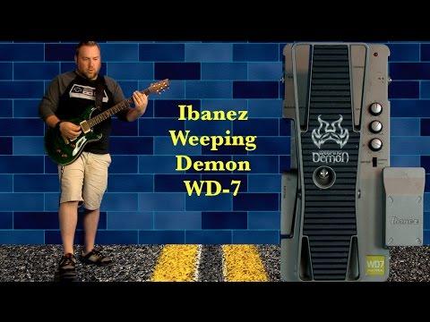 Ibanez Weeping Demon