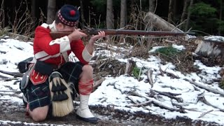 The P53 Enfield Rifle Musket: Skirmishing as a 78th Highlander in Light Order