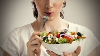 Как правильно питаться меню на каждый день