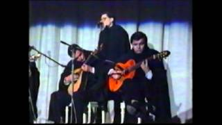 """TOADA COIMBRÃ - """"Asas Brancas"""" (Afonso de Sousa) - 1990"""
