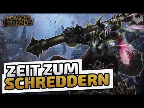 Zeit zum Schreddern♠ League of Legends ♠Deutsch GermanDhalucard