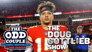 Doug Gottlieb & Rob Parker Have HEATED Debate on Patrick Mahomes' 10-Year Deal