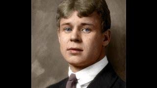 Сергей Есенин на кадрах кинохроники, 1918, 1921, Живой голос поэта России
