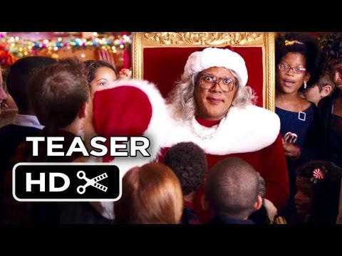 Tyler Perry's A Madea Christmas TEASER 1 (2013) - Chad Michael Murray Movie HD