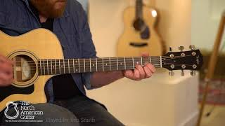 Taylor 314ce Electro-Acoustic Guitar Played by Ben Smith (Part One)