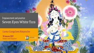 Seven Eyes White Tara Empowerment (English – Italian) – 19 January 2017