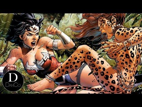 Top 10 Greatest Wonder Woman Villains