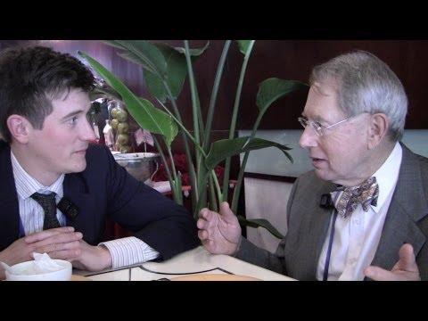 Robert Hargraves & Bryony Worthington discuss energy externalities & subsidies @ ThEC12