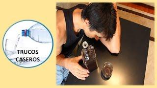 Remedios caseros para el alcoholismo - Tratamiento natural para ayudar a dejar el alcohol.