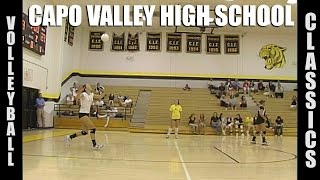 Capistrano Valley High School Girls Volleyball Classics Highlights by Alex Iseri