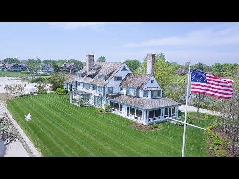 Katharine Hepburn's Paradise Estate - 10 Mohegan Ave, Old Saybrook, CT