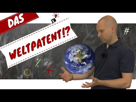 Kosten Eines Weltweiten Patents - Das Weltpatent!?