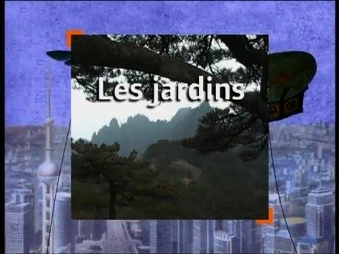 Carnets de Chine - Les jardins