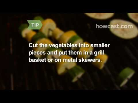 How to Make Grilled Zucchini & Summer Squash
