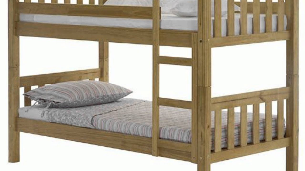 Children 39 s beds for small rooms youtube for Beds for small rooms