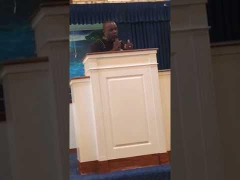 Pastor Blount Mark 1 1
