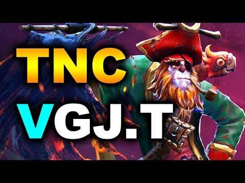 TNC vs VGJ.THUNDER - QUARTERFINAL - BUCHAREST MAJOR DOTA 2