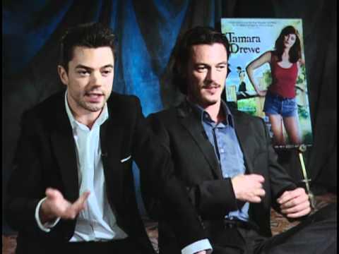 Tamara Drewe - Exclusive: Dominic Cooper and Luke Evans Interview