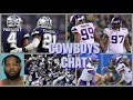 COWBOYS CHAT: 1st Look At The Vikings & Breakdown; Injury Updates; X Woods Rewarded; Ross Arrested!
