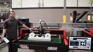 CNC Plasma Cutting Vs. Laser Cutting |  Return on Investment Case Study