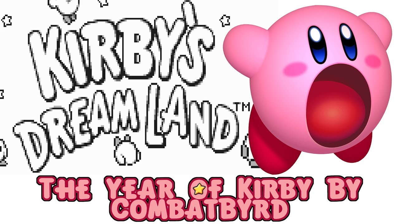 ☺Year of Kirby: Kirby's Dream Land☻