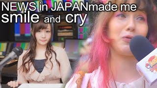 Try not to SMILE (or CRY?) with these Japan stories