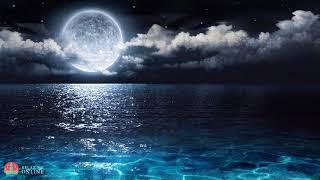 Gentle Sleep Music with Ocean Waves, Fall Easily Into Deep Sleep, Beat Insomnia, Sleeping Meditation