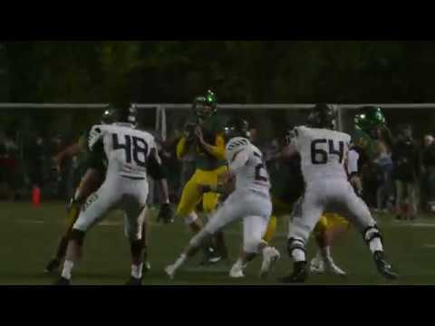 2018 West Linn High School Football: Tualatin Highlight