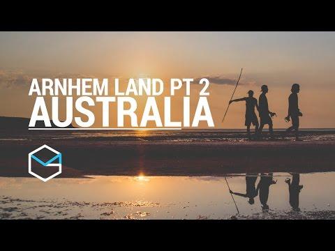 Wading in the Dark - Discovering Arnhem Land Part 2 - Travel Vlog EP3