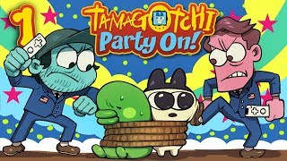 Baixar Tamagotchi Party On - EP 1: Elderly Love | SuperMega