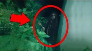 Video Ma Quỷ Có Thật Được Camera Quay Lại | Lạnh Tv
